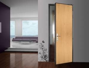 Porte claquée: solutions pour l'ouverture ?